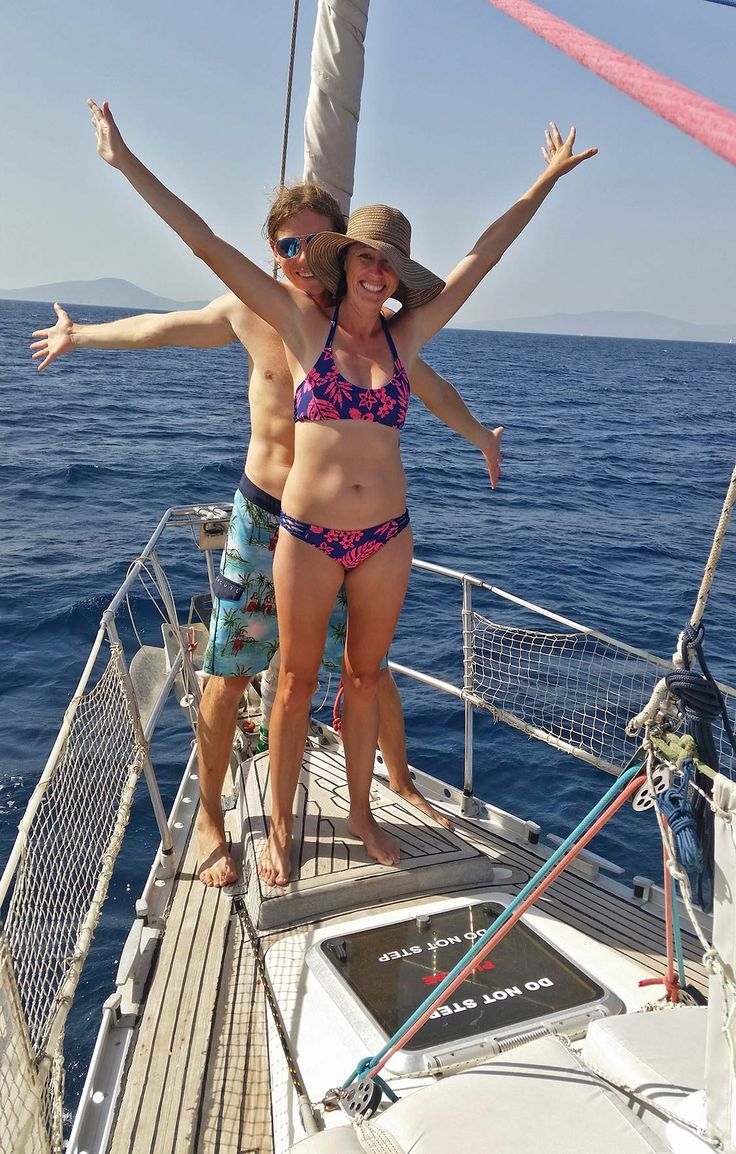 We are the masters of the Aegean Sea ... come join us.