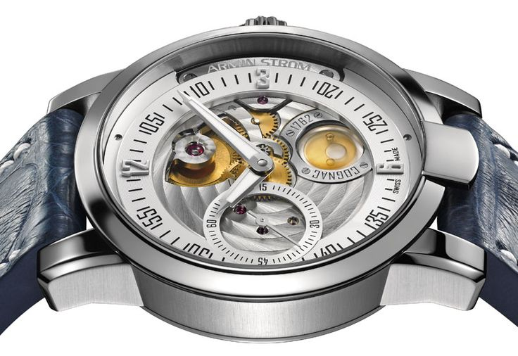 Armin Strom Cognac Watch