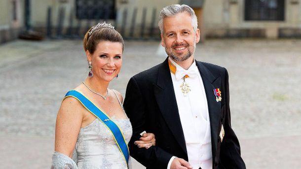 Prinzessin Martha Louise Trauert Um Ihren Ex Mann Verheiratet Prinzessin Ingrid Alexandra
