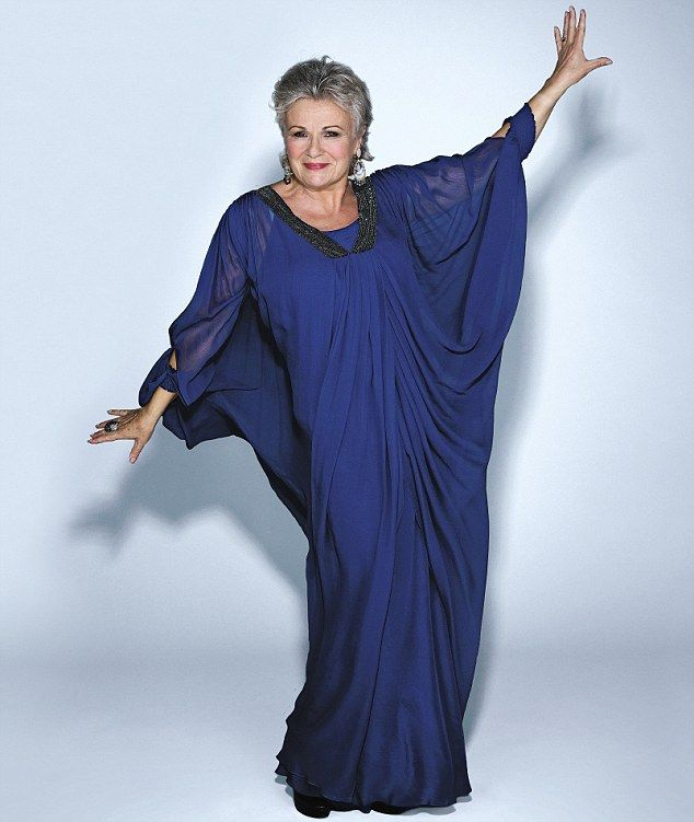 Old age? Embrace it, says Julie Walters - it'll knock years off you http://www.dailymail.co.uk/femail/article-2056990/Julie-scrumptious-Old-age-Embrace-says-Julie-Walters--ll-knock-years-you.html