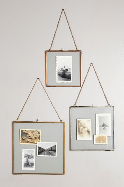 Hinged Hanging Picture Frame - anthropologie.com