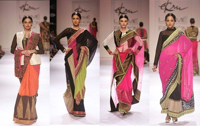 A perfect fashion diva knows what to wear for the perfect occasion. Thinking of what to wear at a traditional wedding? A beautiful draped saree comes into your mind. But what if its a birthday party or a casual dinner or a housewarming party your friend throws? The same saree can make you look ravishing … Continue reading 11 Casual Ways to drape a Saree