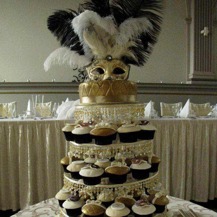 quinceanera cakes masquerade - Google Search