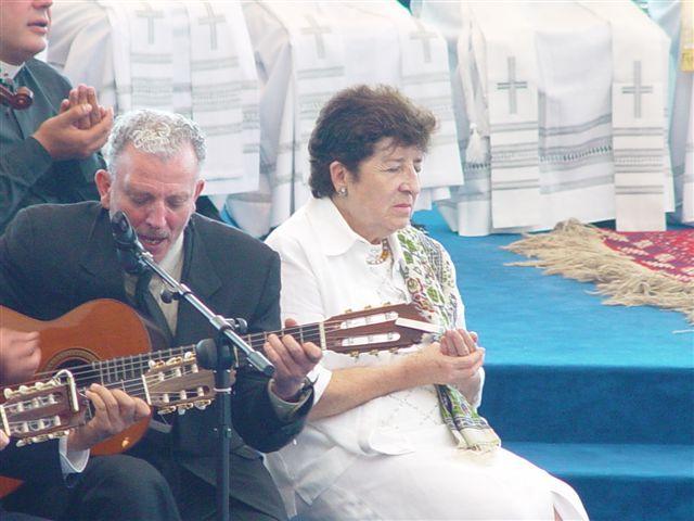 Kiko y Carmen Hernandez
