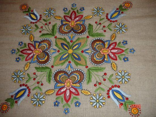 Polish Embroidery