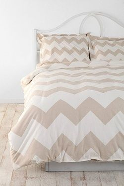Extraordinary Chevron Bedroom