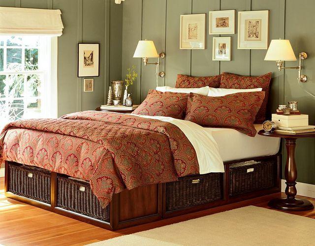 Hot To Build A Platform Bed With Storage | scyci.com