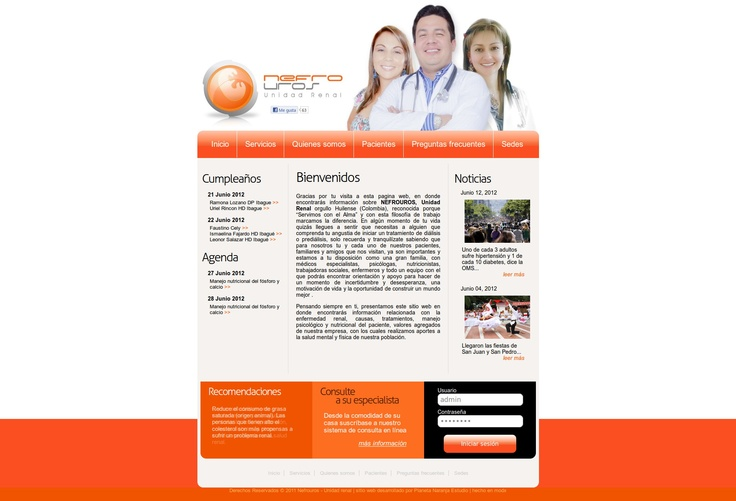 Nefro Uros, Unidad Renal - Powered by MODx.  http://nefrouros.net