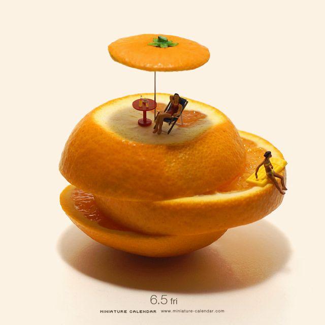 Les Ingénieuses Et Drôles Petites Scènes De Tatsuya Tanaka