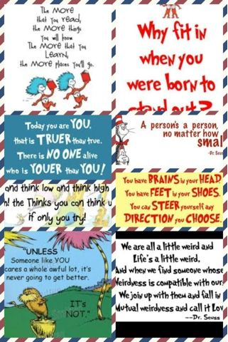 Dr. Seuss Quotes for Teachers | Nice Happy Birthday Quotes For Teachers 5 - kootation.com