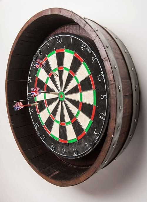 14 best dartboard diy images on pinterest darts for Diy dartboard lighting