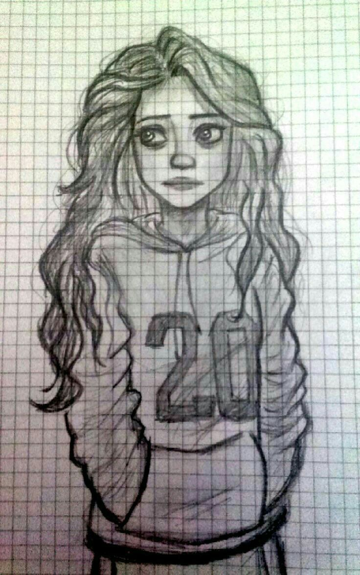 Omg It Looks Like My Friend Layla And Her Hockey Number Is 20 Easy Drawings Art Sketches Sketches