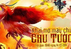 Võ Lâm 3 khai mở máy chủ Chu Tước http://taigamevolam3.vn/