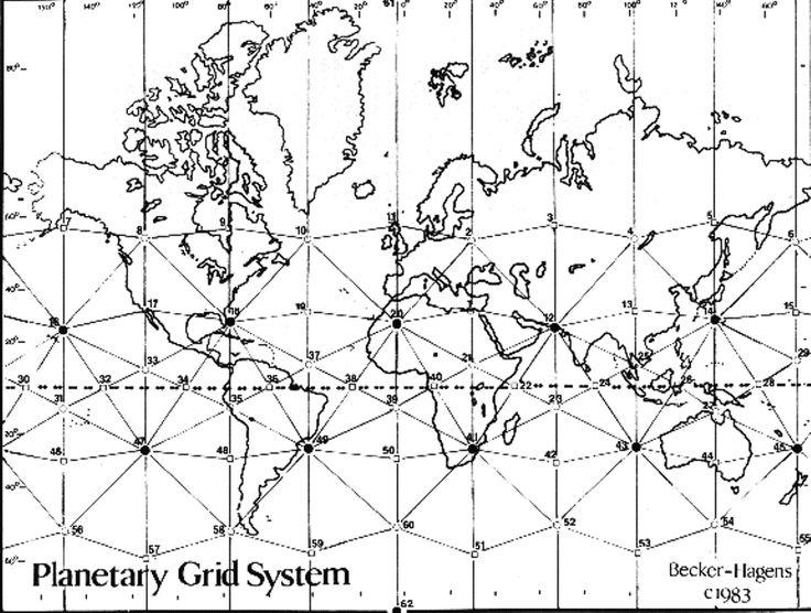 Qué son los chakras terrestres,cuales son, cómo generan los campos electromagnéticos de la tierra?Cuáles son sus ubicaciónes geográficas y sus funciones generales. - La visión real del mundoLa visión real del mundo