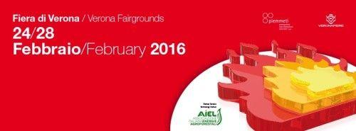 Dal 24 al 28 febbraio 2016 presso la Fiera di Verona arriva Progetto Fuoco @gardaconcierge