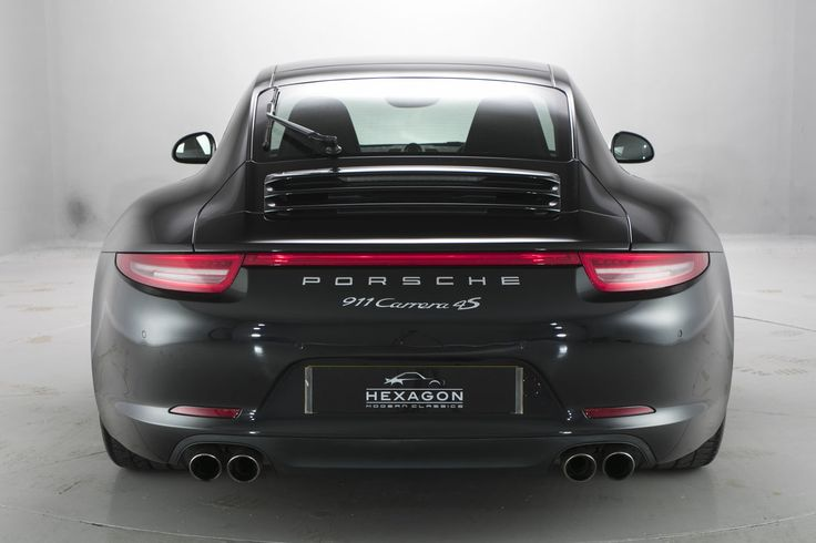 PORSCHE 911 (991) CARRERA 4S COUPE PDK, 2014