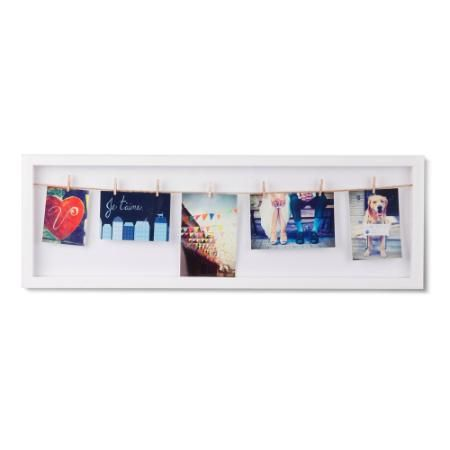 Multi Portarretratos Display Flip Clothesline  $ 690.0