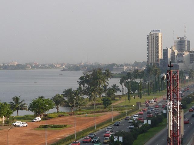 Abidjan, Cote d'Ivoire (1993?)