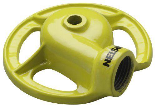 Nelson Cast Iron Circular Spray Pattern Stationary Sprink... http://www.amazon.com/dp/B0015AOT4W/ref=cm_sw_r_pi_dp_IK-kxb15X2RYN