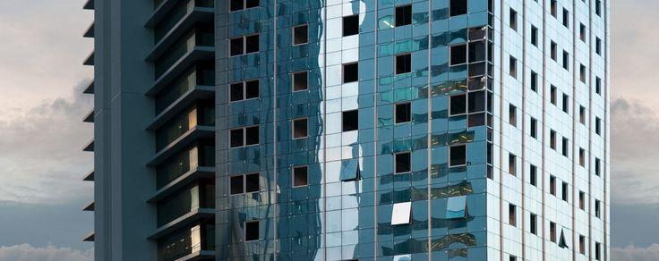 Abre ao público no dia 5 de novembro, a partir das 9h, no StudioClio, a exposição fotográfica da artista visual Juliana Lima, que apresenta o cruzamento entre arquitetura e paisagem urbana através das superfícies espalhadas dos edifícios.
