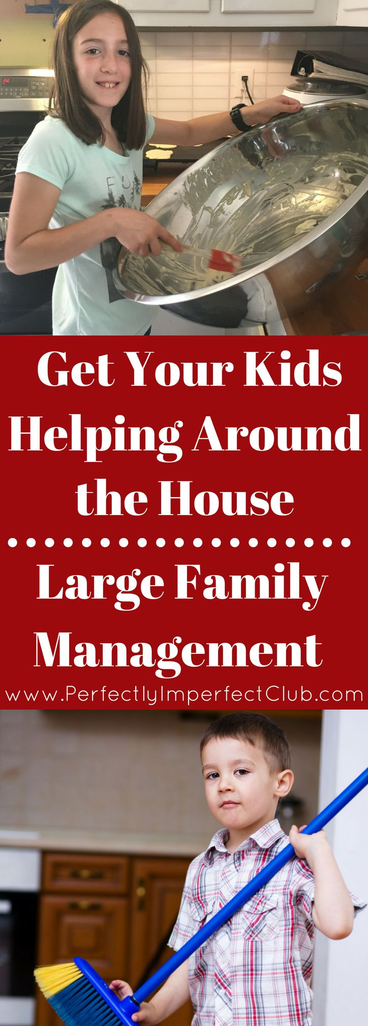 Get your kids helping around the house quickly. Children's chores broken down by age.