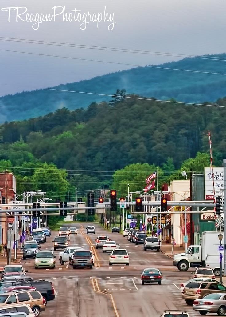 Downtown Mena Ar Arkansas Pinterest Home Places
