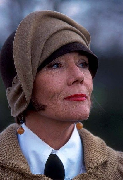 Diana Rigg stars as sleuth Adela Bradley.  Zoe Wanamaker as Ariadne Oliver, the fictional alter ego of Agatha Christie.