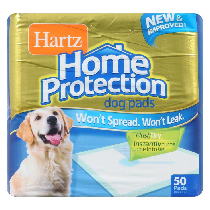 Hartz Dog Training Pads 50-Count - 0859-0853