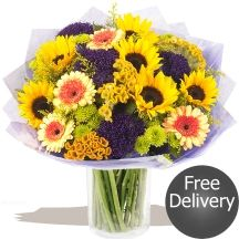Harmony Hand-tied #flowers
