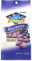 Blue Diamond Growers : Our Products : Fruit Flavored Almonds