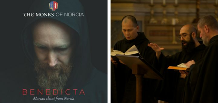 On June 2, De Montfort Music together with Decca Classics/Universal Music Classics will release BENEDICTA: Marian Chant from Norcia, the major label debut from The Monks of Norcia. Based in Norcia, Italy, the community of the Benedictine Monks of Norcia is comprised of 18 men, half American citizens and the other half a diverse group of men from all over the world representing a variety of cultural backgrounds. Lisa Hendey shares their beautiful music.