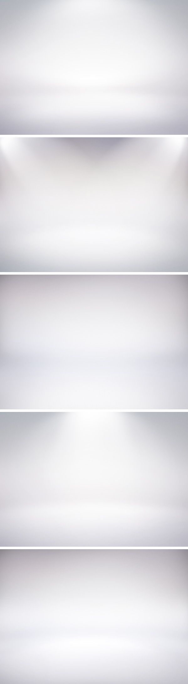 GraphicBurger » 5 Infinite White Studio Backdrops ~Work great as replacement backgrounds for your mockups!~