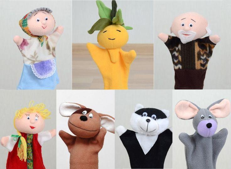 разобраться, кукла для кукольного театра своими руками мастер класс второй