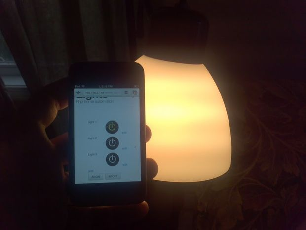 Easy home automation projects