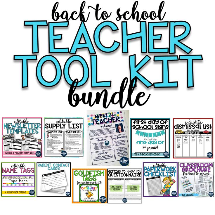Product Preview #backtoschoolorganization