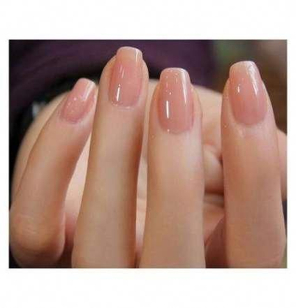 68 Neue Ideen für Nägel Square Oval Products #nails #squovalnails   – squoval nails