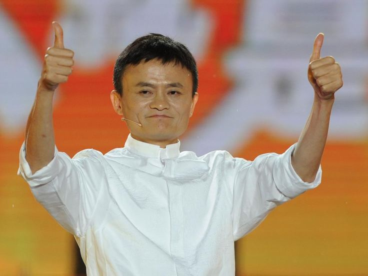 """""""I failed 3 times in college. I applied 30 times to get a job but I have always been rejected. When KFC came to China for the first time, we were 24 to apply and I was the only one to be dismissed. I wanted to go into the police and 5 postulants, I was the only one not to be accepted. I applied 10 times to return to Harvard University USA and I was rejected. """"Jack Ma, Alibaba Creator and 22nd World fortune according to Forbes in 2015 with $ 29.8 billion. Never give up because you failed…"""