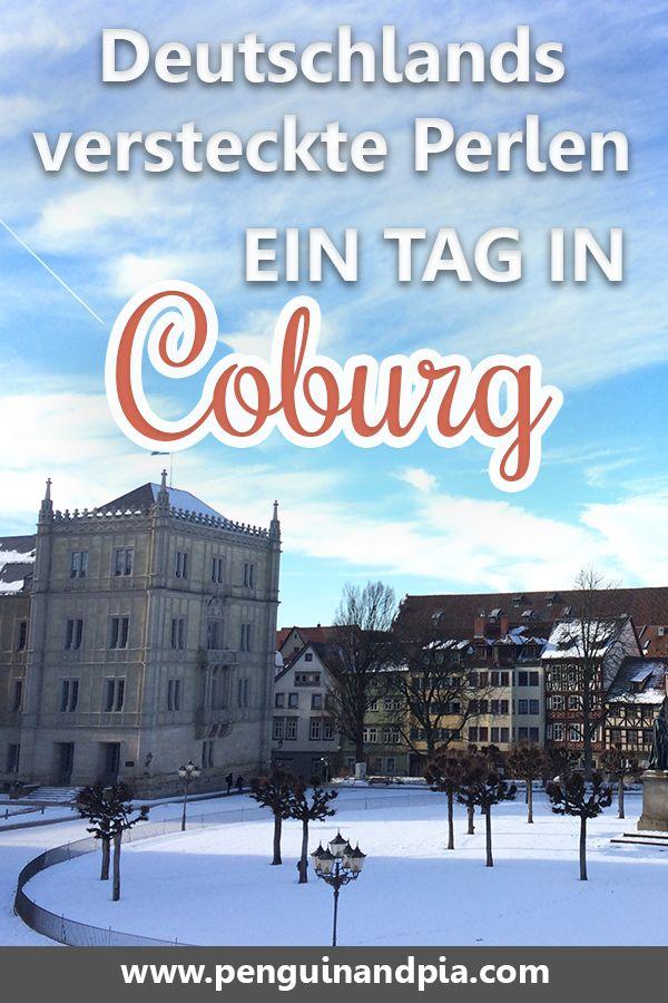 In Deutschland gibt es viel mehr zu sehen als nur Berlin, Hamburg oder München. Wir zeigen dir einige von Deutschlands versteckten Perlen - dieses Mal: Ein Tag in Coburg. #coburg #deutschland #reisetipps