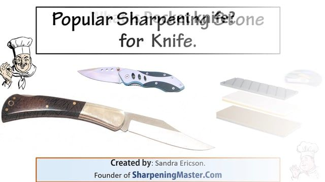 Here I've suggested you some top rated knife sharpening stones based on Amazon best seller.  Diamond sharpening stones produce an excellent edge and are almost indestructible. Japanease sharpening stone are all time favorite to the Chef. I've also added why we should use knife sharpening stone for our knives. Hope, you will enjoy this. Thank you. If you have any question, then comment.     For getting these, you can visit :  http://sharpeningmaster.com/best-knife-sharpening-stone-reviews...