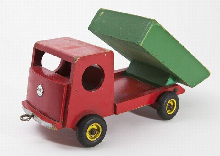 ADO Speelgoed vrachtauto