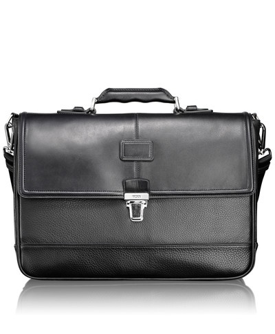 The Tumi Thornbrook brief.