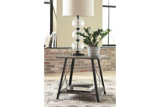 Harzoni End Table Tables Ashley Furniture Homestore