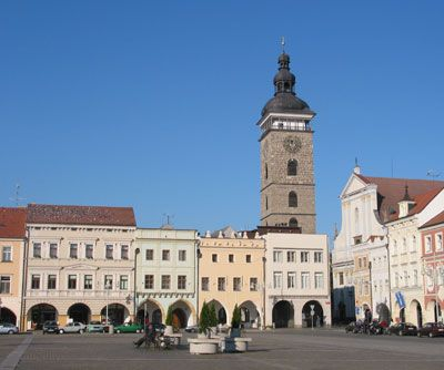My Home Town - Ceske Budejovice