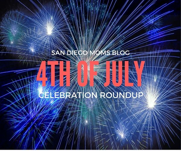 San Diego's go-to guide for all things 4th of July! Check out where your local fireworks, parades and other events are happening all over town!