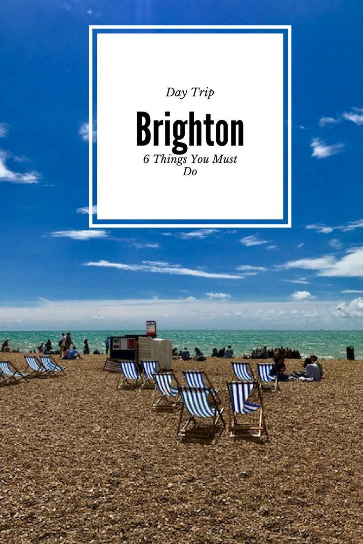 Brighton is one of the best day trips from London. Here are the 6 best things to do from the stunning Royal Pavillion to the foodie Lanes and on to the pebbly beach! Brighton things to do Brighton activities Brighton Lanes Brighton photography Brighton Pier Brighton beach Brighton restaurant brighton pavillion brighton seafront brighton cafe