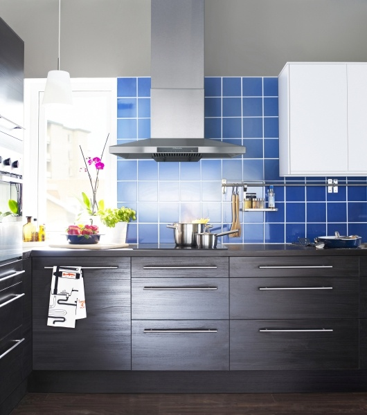 Ikea Kitchen Vent: Add A Professional Looking Exhaust System With Our LUFTIG