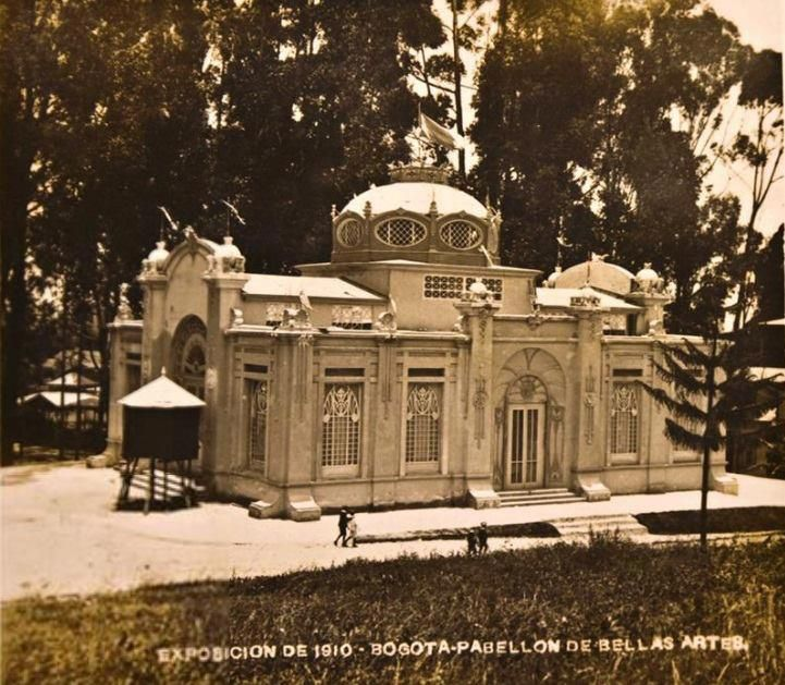 1910 - Pabellón de Bellas Artes, Bogotá, Colombia