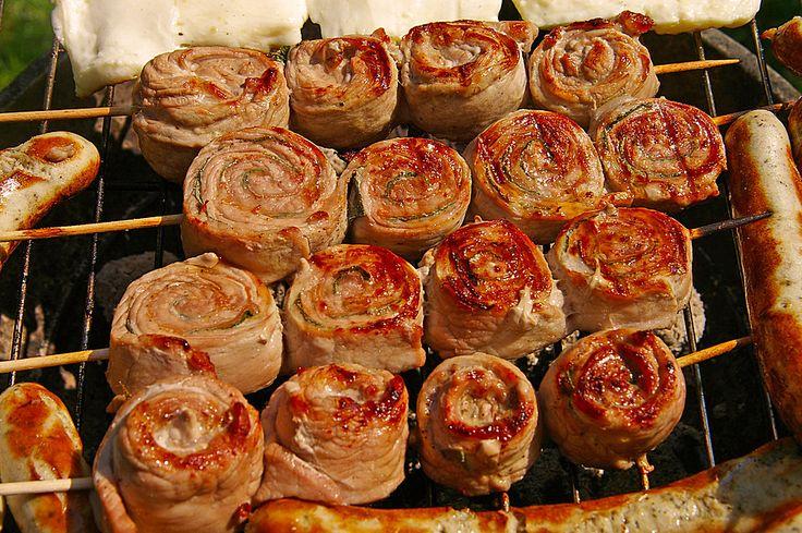 Grillspieße Saltimbocca, ein leckeres Rezept aus der Kategorie Rind. Bewertungen: 48. Durchschnitt: Ø 4,2.