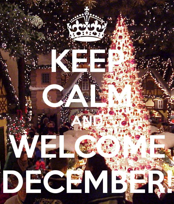welcome december images | Welcome December Images Keep-calm-and-welcome-december ...