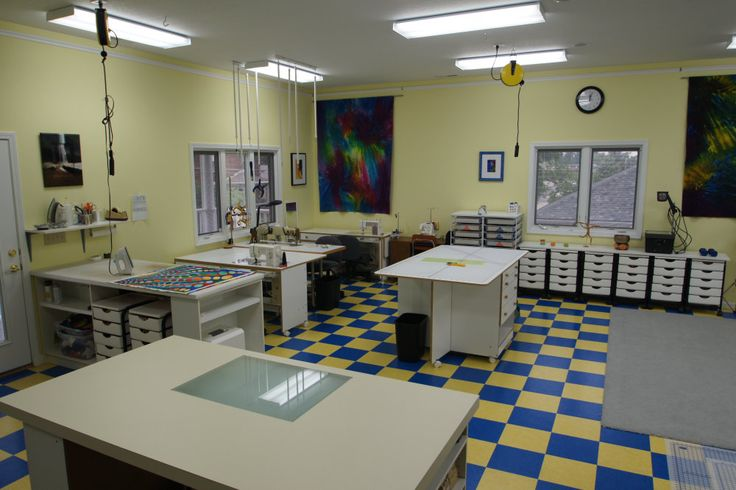 5427 Best Images About Craft Sewing Rooms On Pinterest